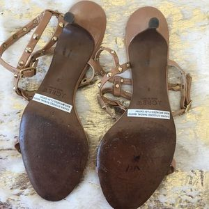 J. Crew Shoes - J. Crew Savina Studded Sandals